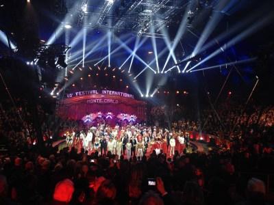 Final du Festival de Monte-Carlo 2016 - Définition Cirque