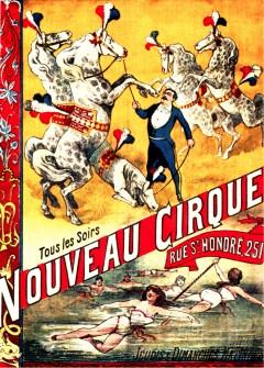 Le Nouveau Cirque - Définition Cirque