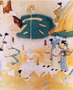 Artistes chinois - Perchistes