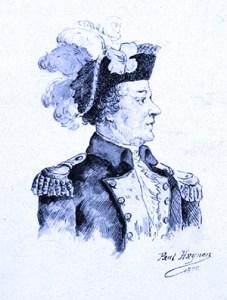 Antonio Franconi vu Paul Haynon