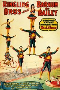 Les Wallenda - Funambules
