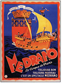 Recherche de Medrano perdu au Cinéma