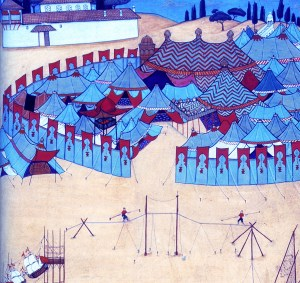 Funambules ottomans - Archives Arlequin