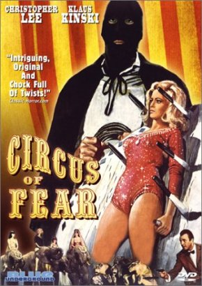 Circus of fear - Billy Smart's Circus
