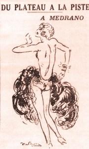 Barbette par Pavil - dessin