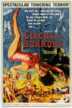 Circus of horrors - Billy Smart's Circus