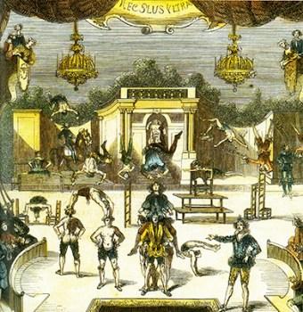 Théâtre Nicolet - Madame Saqui