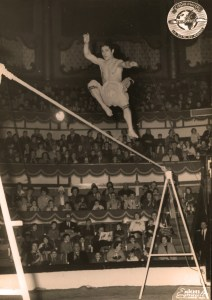 Li Suang - danseurs de corde