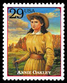 Annie Oakley, la Reine du Wild West Show