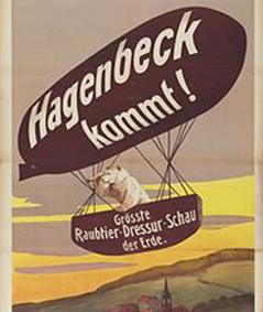 Hagenbeck, la célèbre firme d'Hambourg