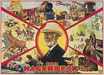 Carl Hagenbeck Circus - Hagenbeck