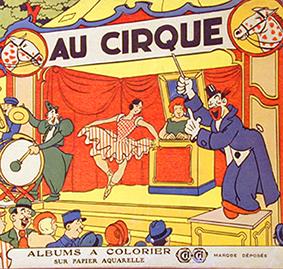 Parades des cirques forains