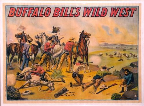 Buffalo Bill Wild West