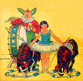 Parade du Cirque Bilboquet