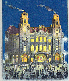 Année 1905 au Cirque