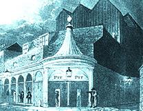 Olympic Pavillon 1813 - cirques britanniques du début XIXème siècle