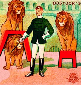 Dompteuses et dompteurs de Bostock