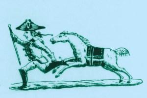 Le cheval farceur - 1867 au Cirque