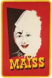 Maïss - clown