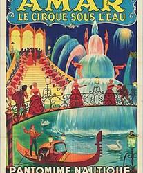 Fontaines lumineusesau Cirque
