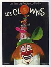 Les Clowns de Fellini - Amiens