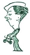 Edmond Brockway - dessin