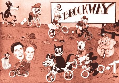 Présentation des personnages des Brockway
