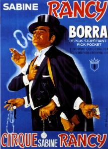 Borra au Cirque Rancy - Rouen