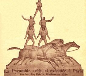 Bouthors, une famille de Cirque renommée