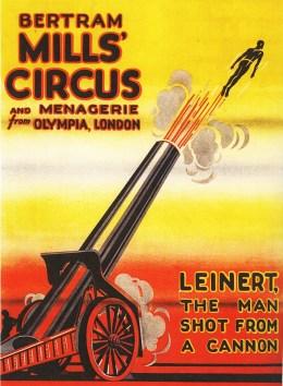 Bertram Mills Circus - Leinert - Bertram W. Mills