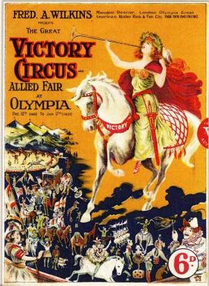 Victory Circus - Bertram W. Mills