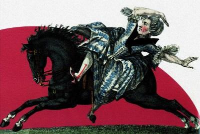 madame Angot - premier Cirque Olympique