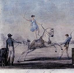 Année 1801 au Cirque