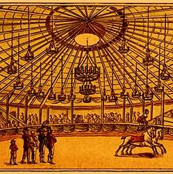 Premier Cirque Olympique des frères Franconi
