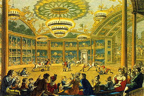 deuxième Cirque Olympique des Franconi