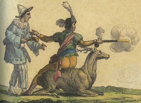 Le cerf Coco - deuxième Cirque Olympique