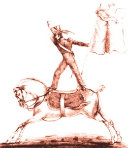 Sébastien Gillet - deuxième Cirque Olympique