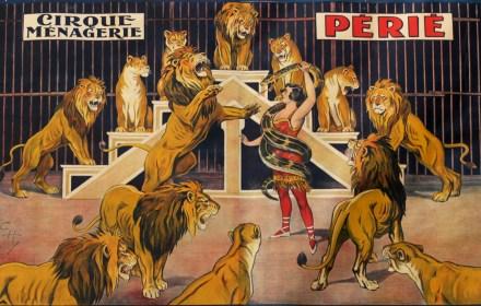 Cirque Périé - Sampion Ier Bouglione