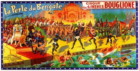 La Perle du Bengale - Sampion Ier Bouglione
