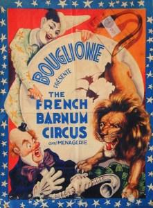 French Barnum Circus - Sampion Ier Bouglione