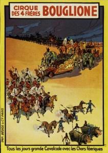 cavalcade Bouglione - Sampion Ier Bouglione