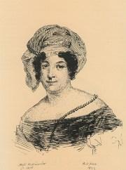 Madame Henri Franconi - troisième Cirque Olympique