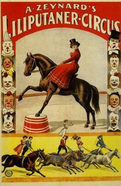 Affiche Zeynard - Année 1906