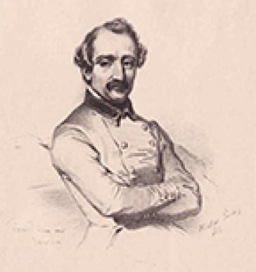 François Baucher - dessin