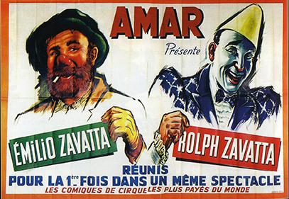 Emilio et Rolph Zavatta