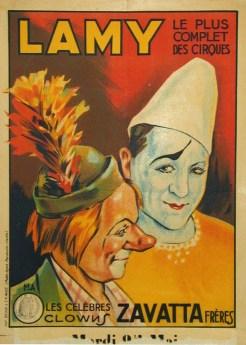 Rolph et Tonino - Cirque Lamy