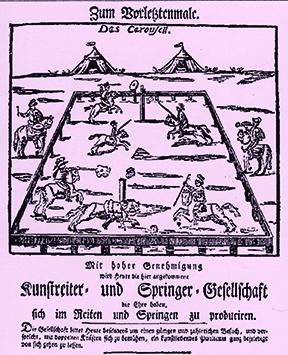 Lenz en 1810 - Etats germaniques
