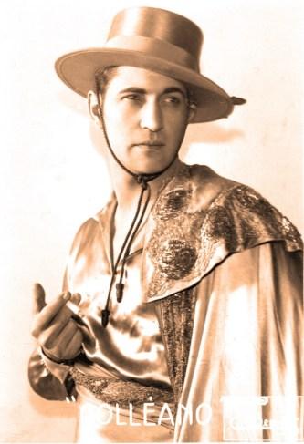 Portrait de Colleano