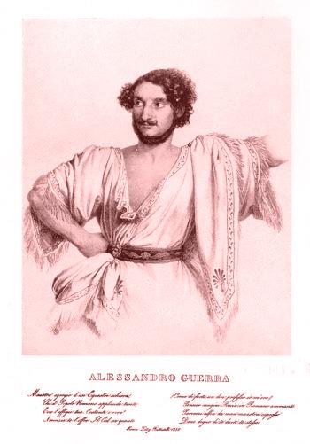 A. Guerra - Portrait