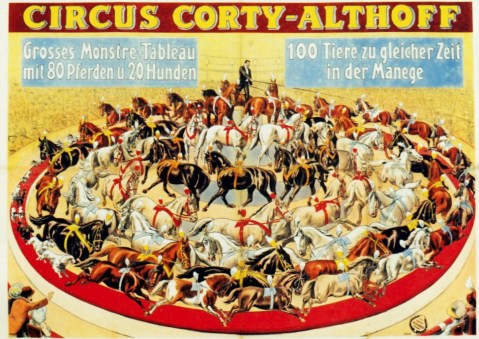 le carrousel de Corty-Althoff